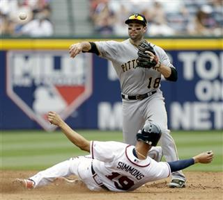 Neil Walker, Andrelton Simmons