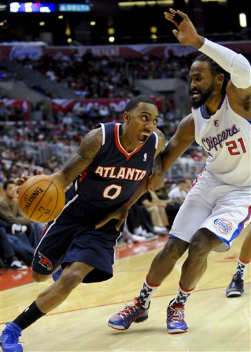Jeff Teague, Ronny Turiaf