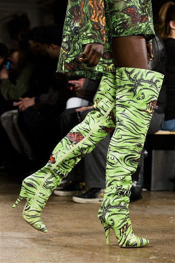Fashion Jeremy Scott Fall 2013