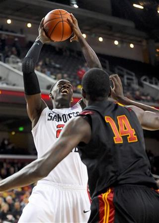 Deshawn Stephens,  Dewayne Dedmon