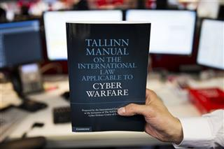 Britain Cyberwar Manual