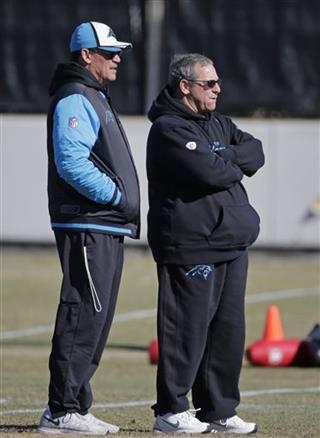 Ron Rivera, Dave Gettleman