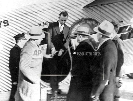 Associated Press Domestic News Tennessee United States DILLINGER UNDERWAY CROWN POINT