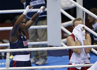 Marina Volnova, Claressa Shields