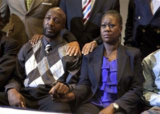 Sybrina Fulton, Tracy Martin,