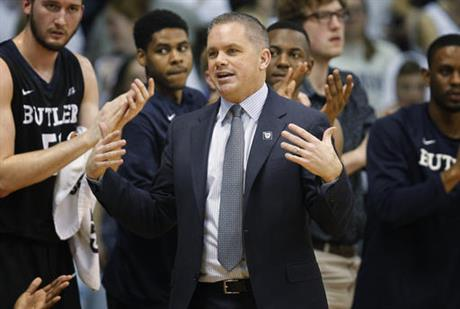 Chris Holtmann