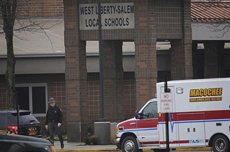 Shooting Ohio School