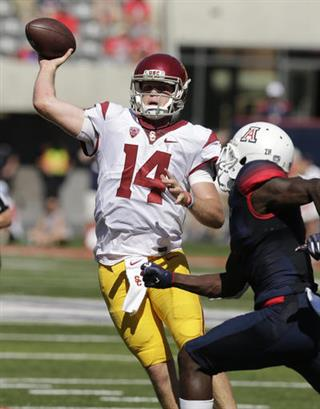 USC Arizona Football