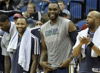 Al Jefferson, Mo Williams, Jamaal Tinsley