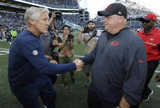 Pete Carroll, Chip Kelly