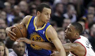 Damian Lillard, Stephen Curry