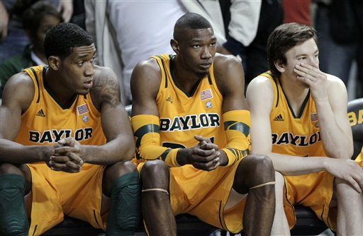 Perry Jones III, Cory Jefferson, Brady Heslip