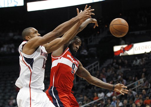 Al Horford, Martell Webster