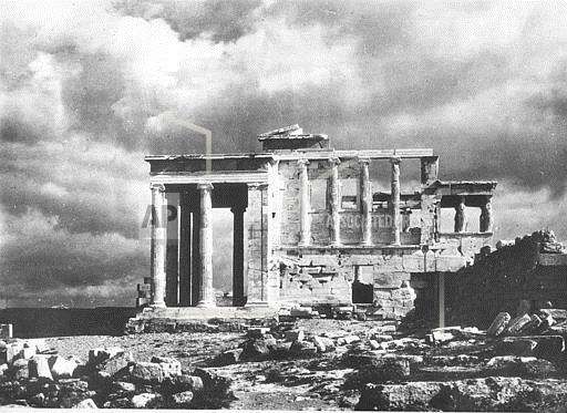 Associated Press International News Greece GREECE ACROPOLIS ERECHTHEUM