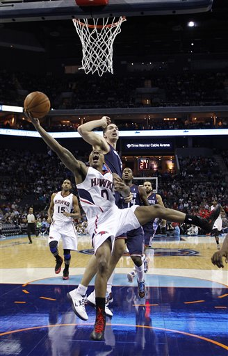 Jeff Teague, Byron Mullens