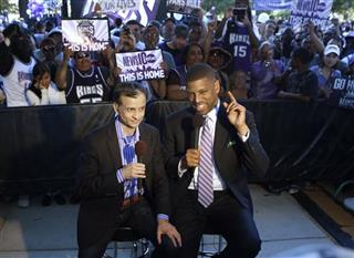 Vivek Ranadive, Kevin Johnson