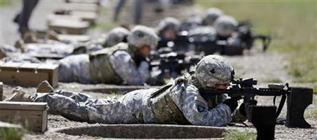 Women in Combat
