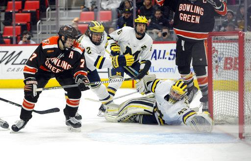 Bowling Green Michigan Hockey