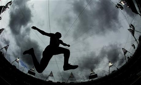 APTOPIX London Olympics Athletics Mens