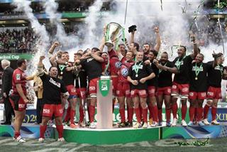 Ireland European Cup Rugby Final