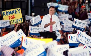 Romney-Ryan RallyMR