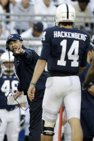 Bill O' Brien , Christian Hackenberg