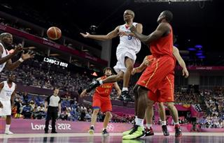 Serge Ibaka, Tony Parker
