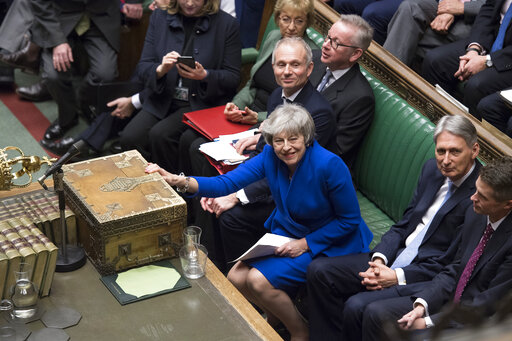 Image result for no confidence vote  may