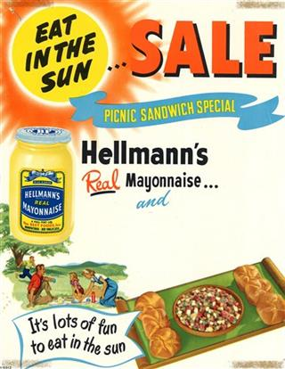 Hellmans 100 Year Anniversary
