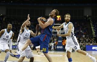 Britain Euroleague Final Four Basketball