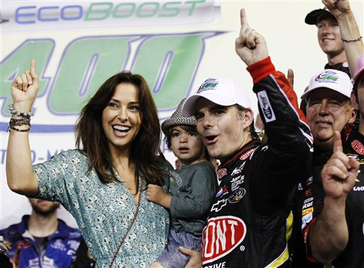 Jeff Gordon, Ingrid, Leo
