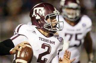 Johnny Manziel, Jake Matthews
