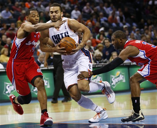 Ramon Sessions, Chris Paul, Willie Green