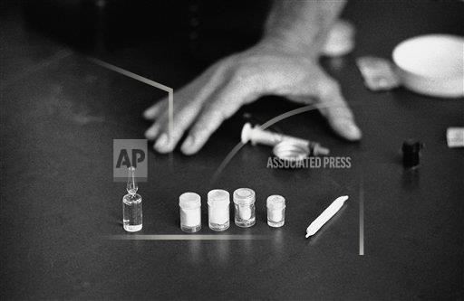 Watchf AP I   VNM APHS268653 Drugs And US GIs In Vietnam 1971