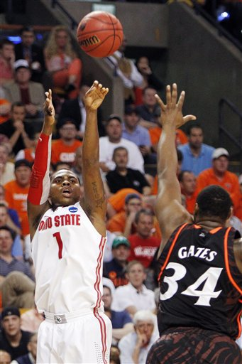 Deshaun Thomas, Yancy Gates