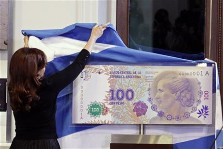Argentina Debt Showdown
