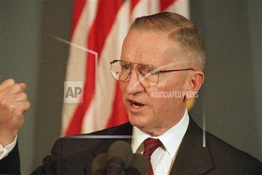 Watchf AP A  DC USA APHS248024 Ross Perot