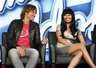 Keith Urban, Nicki Minaj