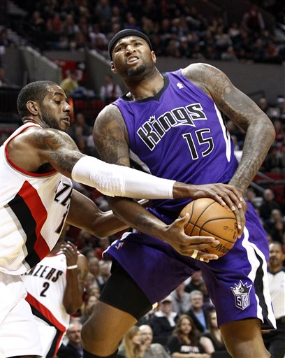 LaMarcus Aldridge, DeMarcus Cousins