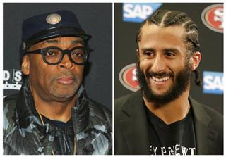 Spike Lee-Colin Kaepernick
