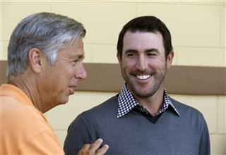 Dave Dombrowski, Justin Verlander