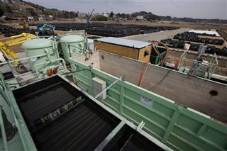 Japan Tsunami Dirty Cleanup