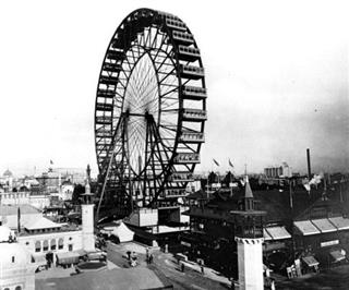 London Olympics Worlds Fair