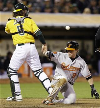 Nate McLouth, John Jaso
