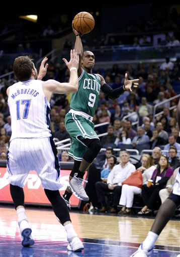 Rajon Rondo, Josh McRoberts