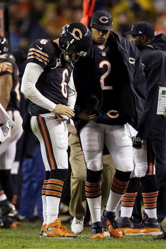 Jay Cutler, Jason Campbell
