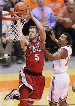 UNLV UTEP Basketball