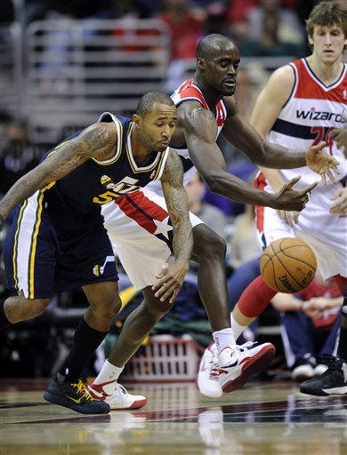 Mo Williams, Emeka Okafor