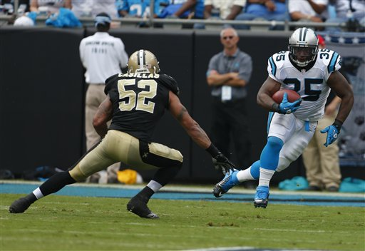 Mike Tolbert, Jonathan Casillas