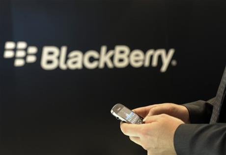 RIM Blackberry Launch